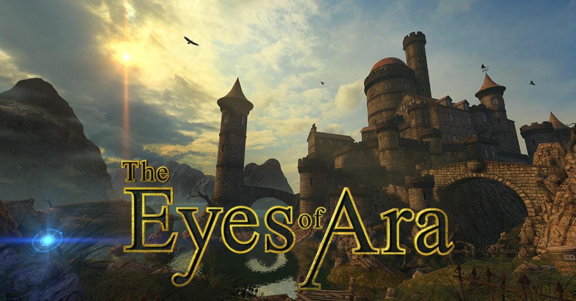Revue : The Eyes of Ara, Myst-like or shit-like ?